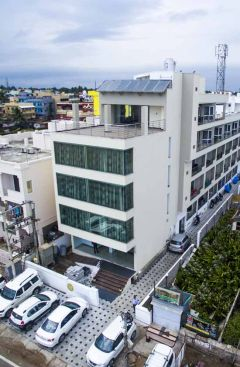 Hotel in Sea Beach Puri